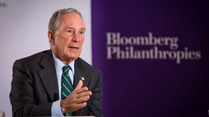Michael Bloomberg và mục tiêu